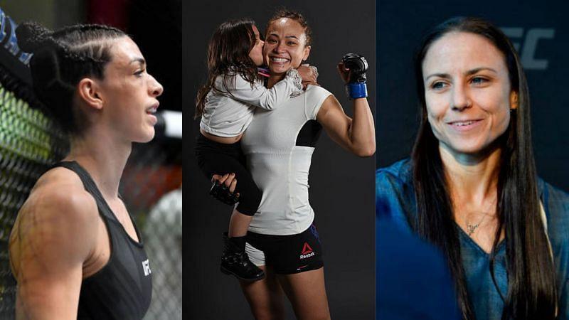 Matka nebo zápasnice UFC